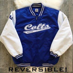 REEBOK NFL CLASSICS Indianapolis Colts Reversible